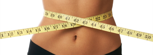 Starting from this area, wrap your tape measure around the circumference of your waist. Measure your hips. Your hips will be the fullest part of your body just before it narrows to your legs, or at least 7 inches below your natural waistline.